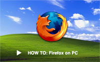 Howto Firefox Pc