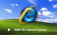 Howto Ie Pc